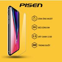 Kính Cường Lực PISEN (Full- Screen) Cho iPhone 7/ 8/ X/ XS/ XS MAX