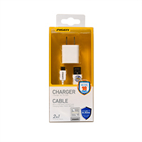 Củ Sạc Pisen I Charger 1A (CP, Mini, IOS) Màu Trắng