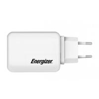 Sạc 4 cổng Energizer USB Station CL 21w EU - USA4BEUCWH5