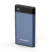 Pin Sạc Dự Phòng Maimi Model P29 Quick Charge 3.0 10.000mAh