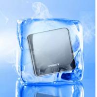 Pin sạc dự phòng Pisen chính hãng Led Mirror 10000mAh  (Kính cường lực + Hợp kim MAC , Type-C & Micro, 2X USB, LED)