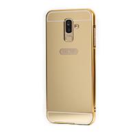 Ốp lưng điện thoại Tráng Gương Dành Cho Samsung C9 Pro