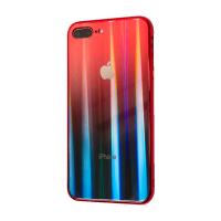 Ốp lưng điện thoại cường lực cầu vồng dành cho iPhone: 6/6S, 6+/6S+, 7/8, 7+/8+, X/XS, XS Max, XR